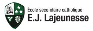 École secondaire catholique E. J. Lajeunesse